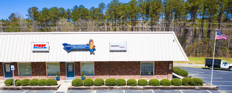 Carolina Comfort AC heating repair Columbia SC