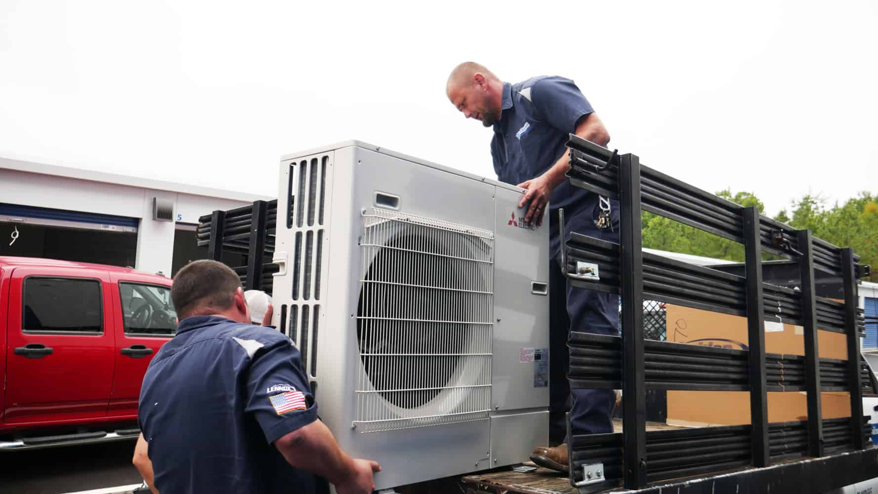 Commercial HVAC Installation in Columbia SC