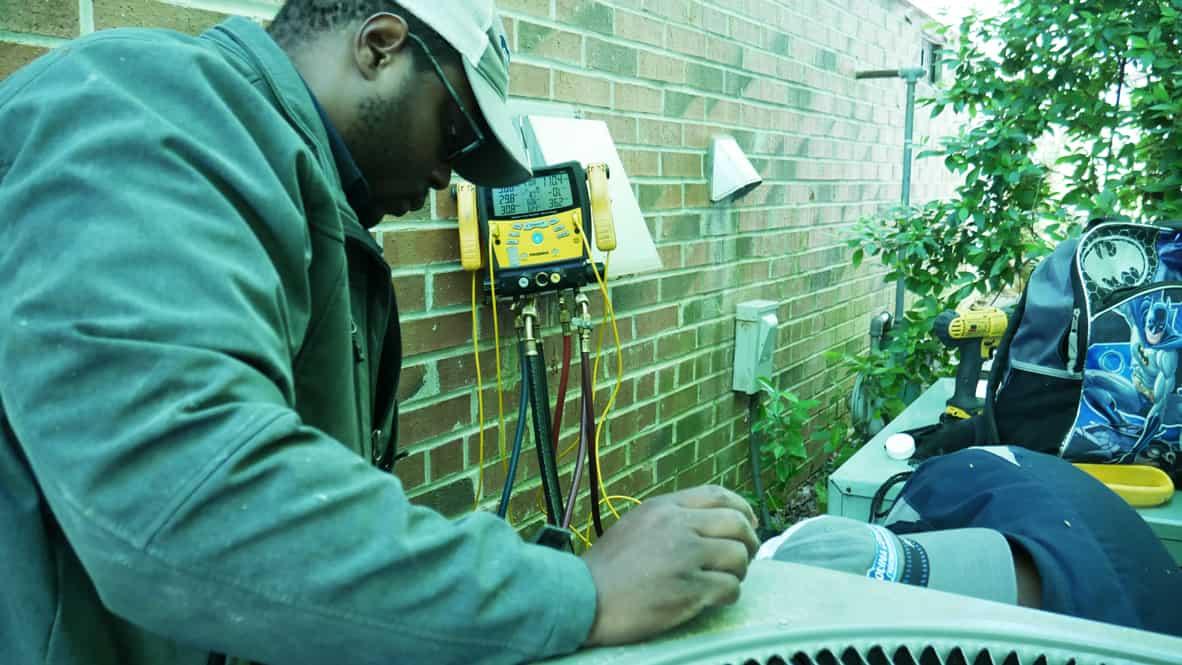 Commercial HVAC maintenance near Lexington SC