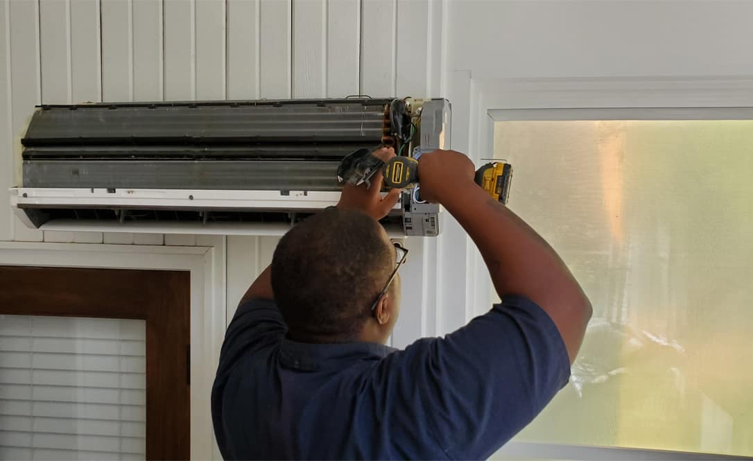 ac repair by Carolina Comfort in SC
