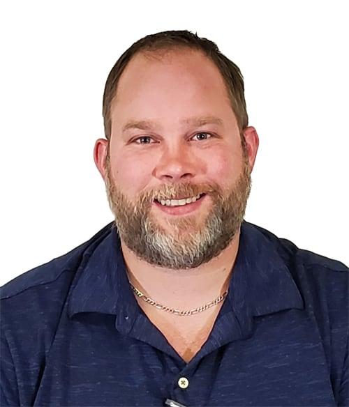 Brian Robinson sales manager at Carolina Comfort