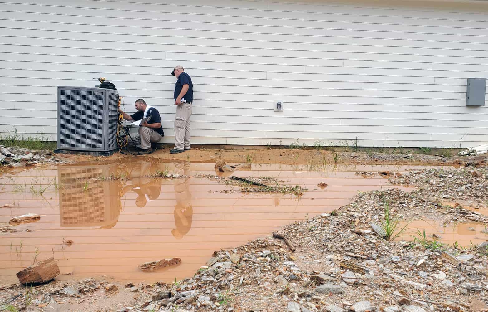 local air conditioner repair Carolina Comfort
