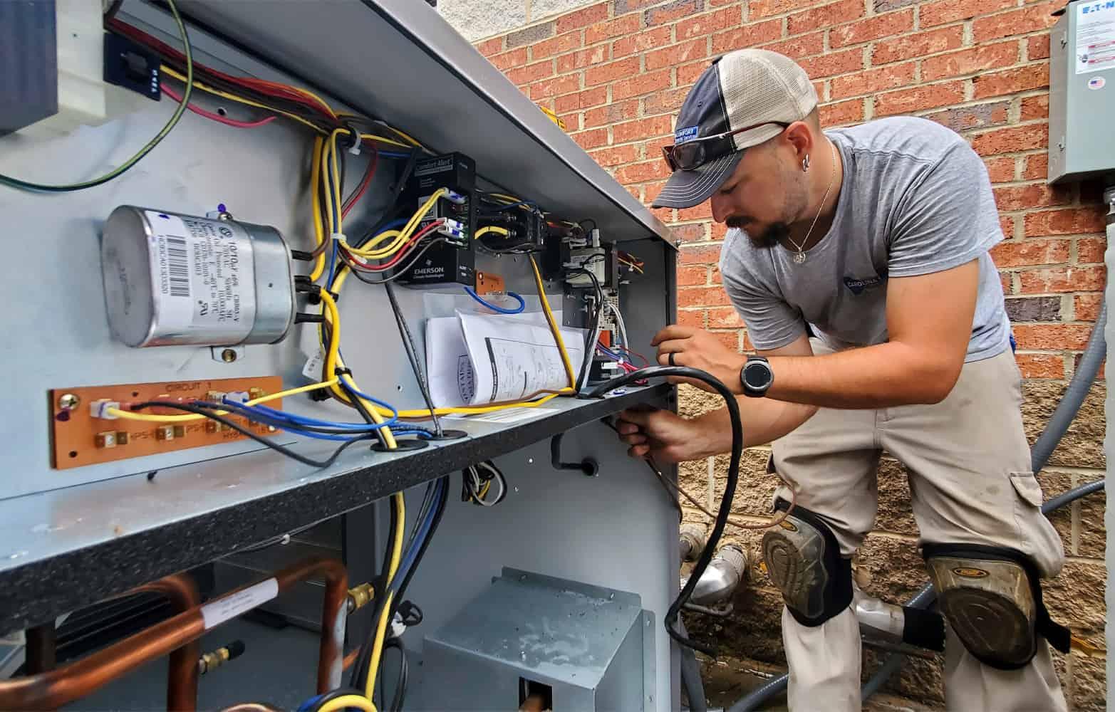 AC repairs local to Irmo South Carolina