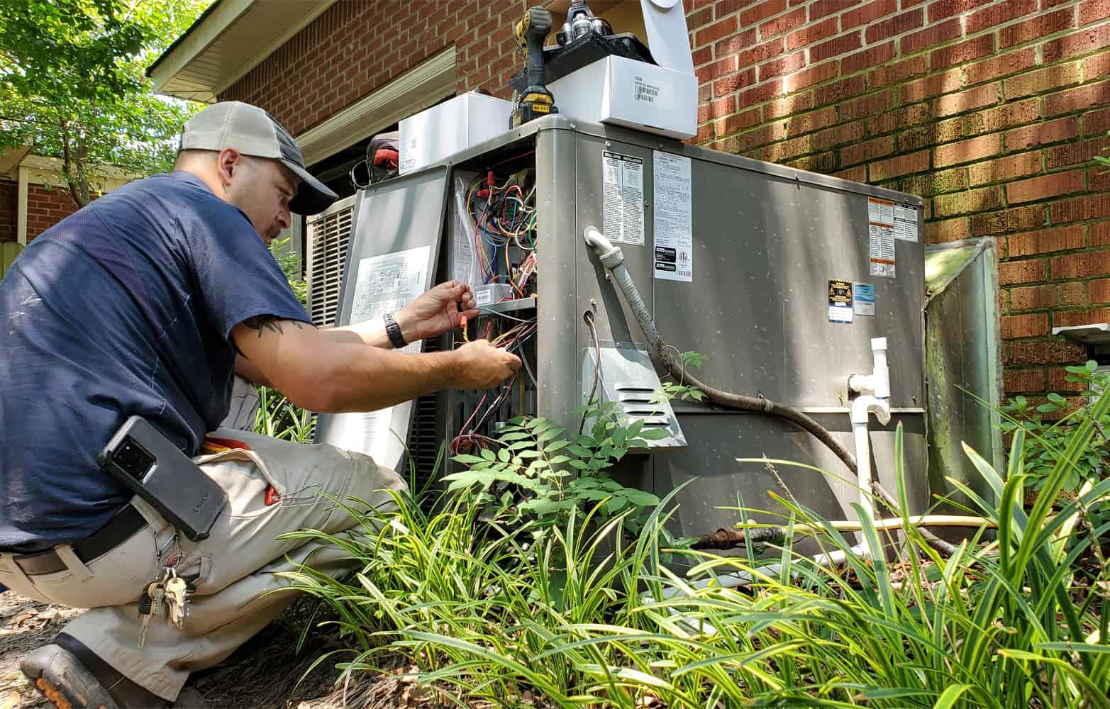 HVAC repairs local to Irmo SC